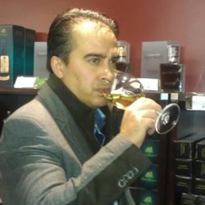 Vicente Cruz - Maestro del Vino